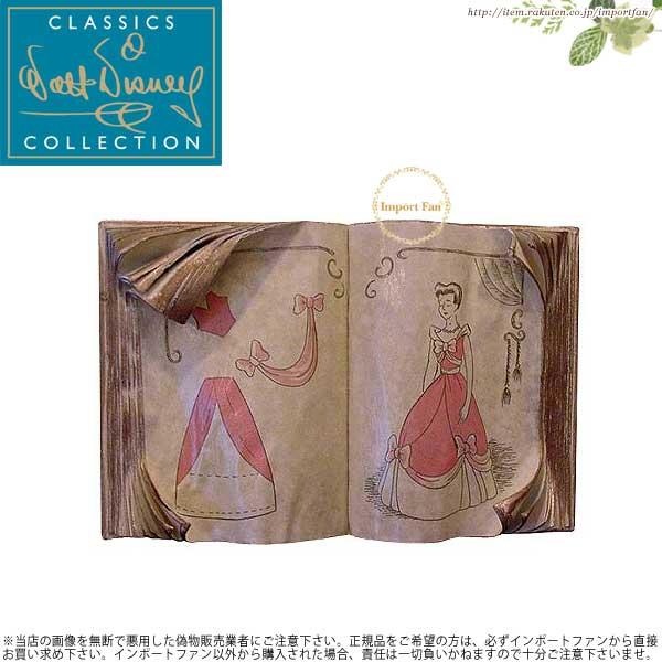 WDCC シンデレラ  ソーイングブック ドレス Cinderella's Sewing Book 453054415