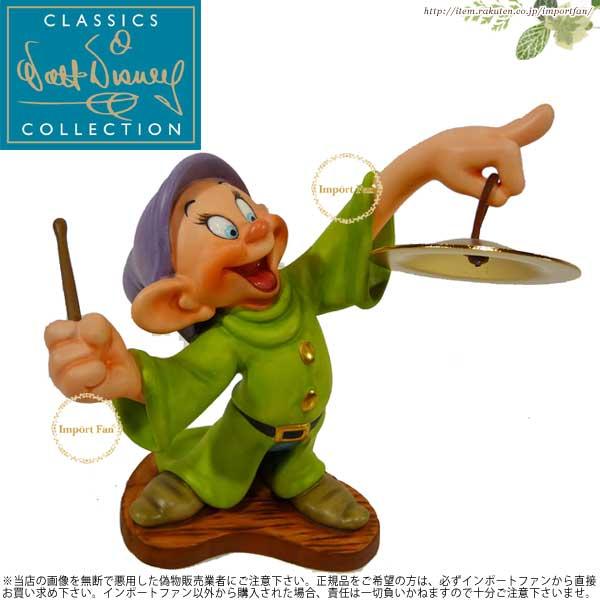 WDCC おとぼけ(ドーピー) クラシックショー Snow White Classics Snow White Dopey Dopey 453054614 白雪姫と7人の小人 音楽会