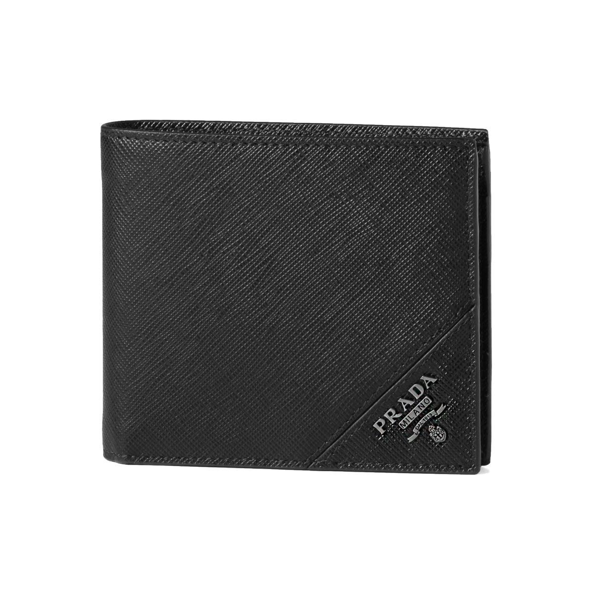 4c0eb9e73595 importshopdouble: Prada PRADA wallet men 2MO738 QME F0002 folio ...