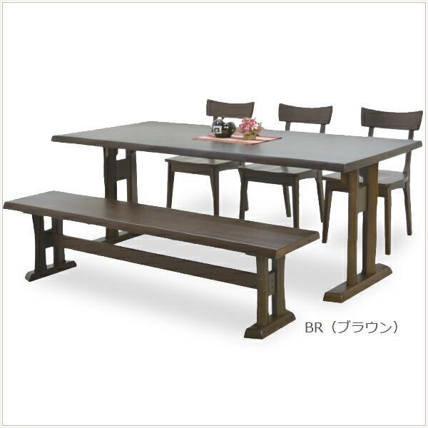 ダイニングテーブルセット ベンチ 食卓セット 6人掛け 5点セット 6人用 190テーブル 北欧 モダン おしゃれ シンプル シック 木製 無垢材 ダイニングセット 食卓テーブルセット ダイニング チェアー リビングテーブルセット ランチテーブル 送料無料