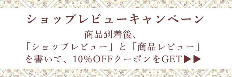 レビュー記載500円offクーポン