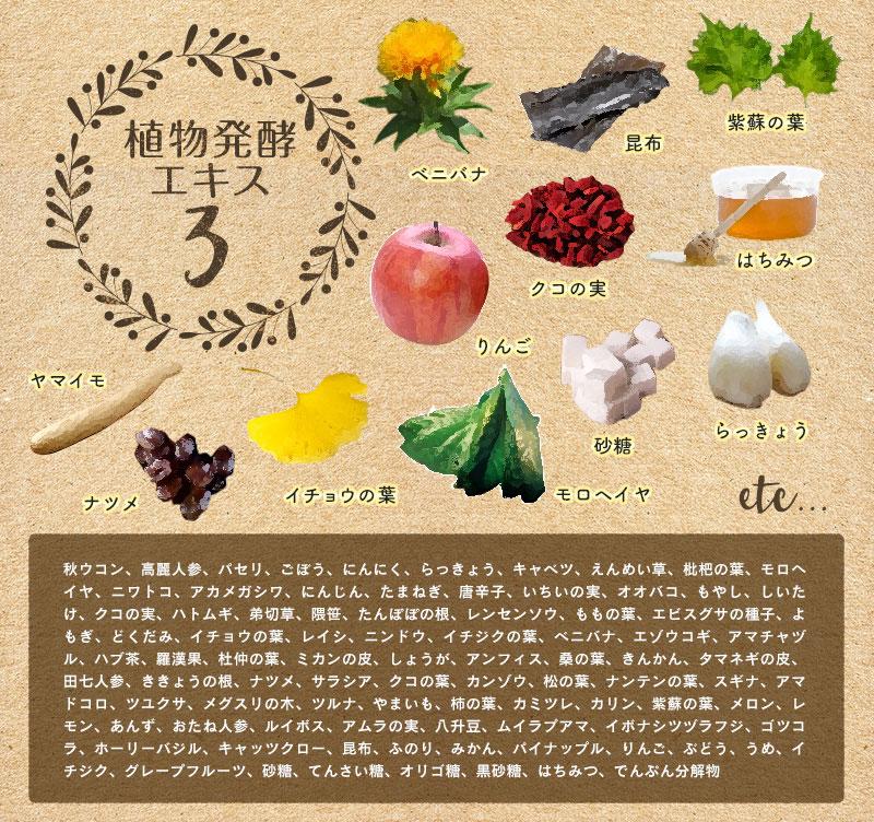 厳選 植物発酵エキス