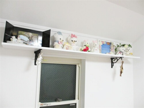 DIYが楽しい棚受けや天板