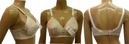 乳がん用 アンダーメシュブラジャー anne757