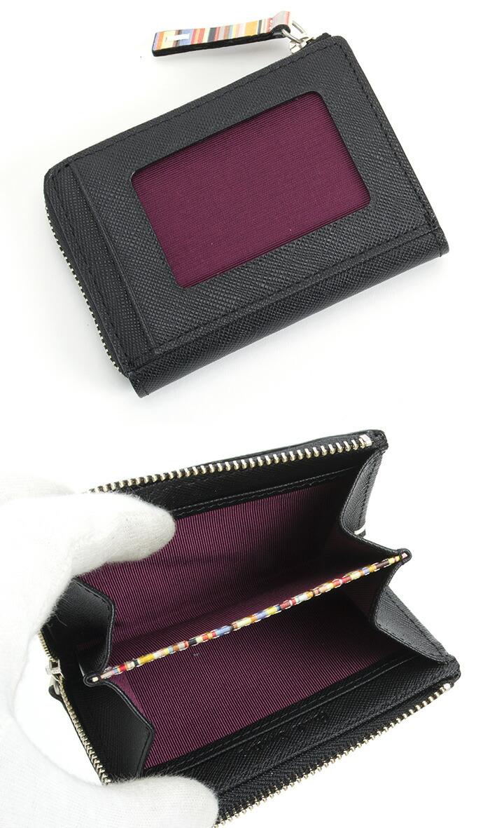ポールスミスPaulSmith財布小銭入れコインケース