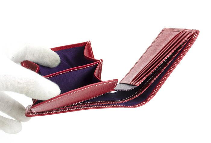 4ab42f3cd335 クーポン配布中>ポールスミス Paul Smith 財布 二つ折り財布 赤 psp617-20 レッド メンズ 紳士