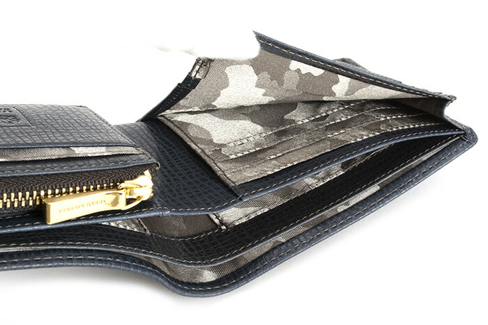 タケオキクチ 財布 二つ折り財布
