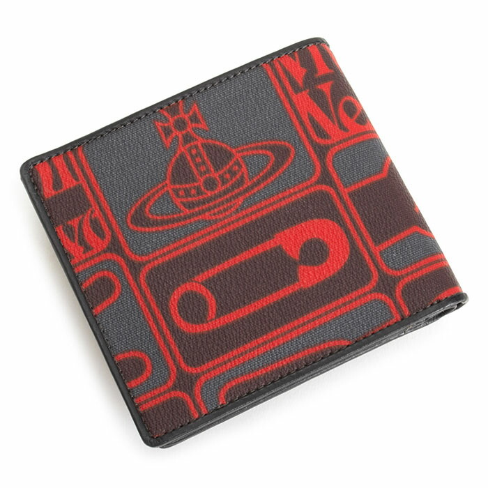 ヴィヴィアンウエストウッド 財布 二つ折り財布