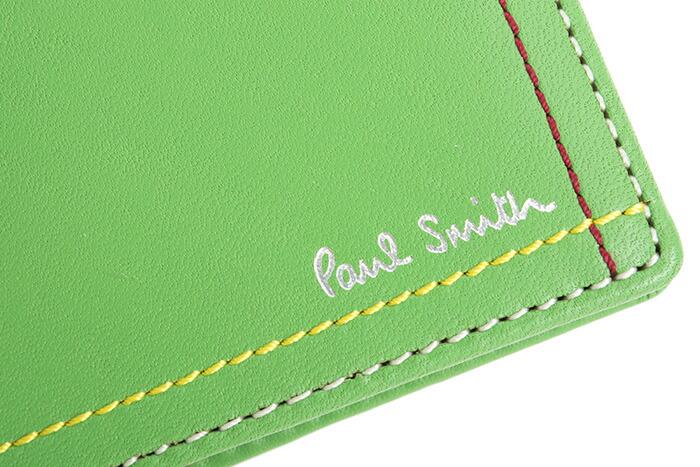 ポールスミス 手帳 カード&パスケース付手帳