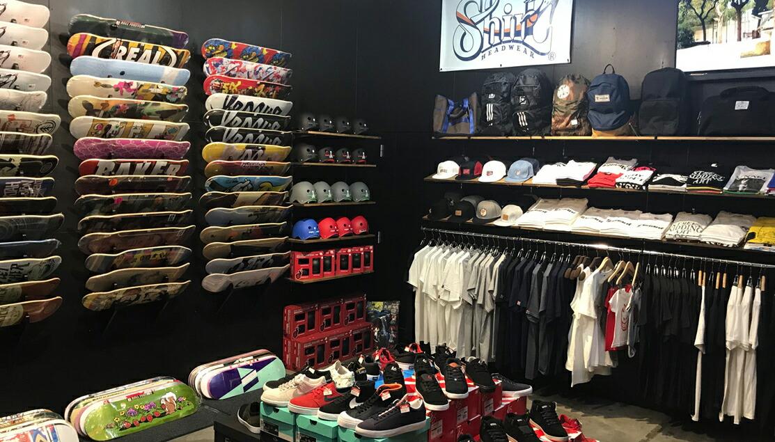 インスタントスケートボードショップスキップファクトリー店