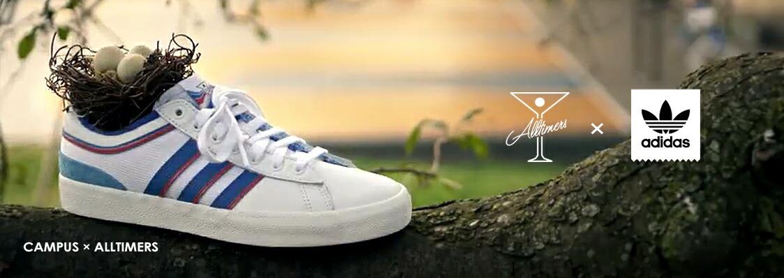 adidas×ALLTIMERS