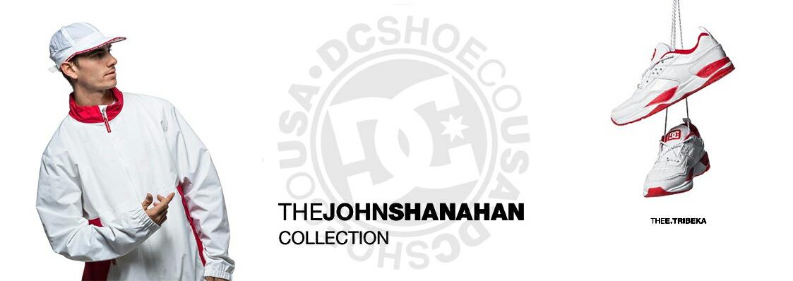 DC SHOE THE JOHN SHANAHAN COLLECTION