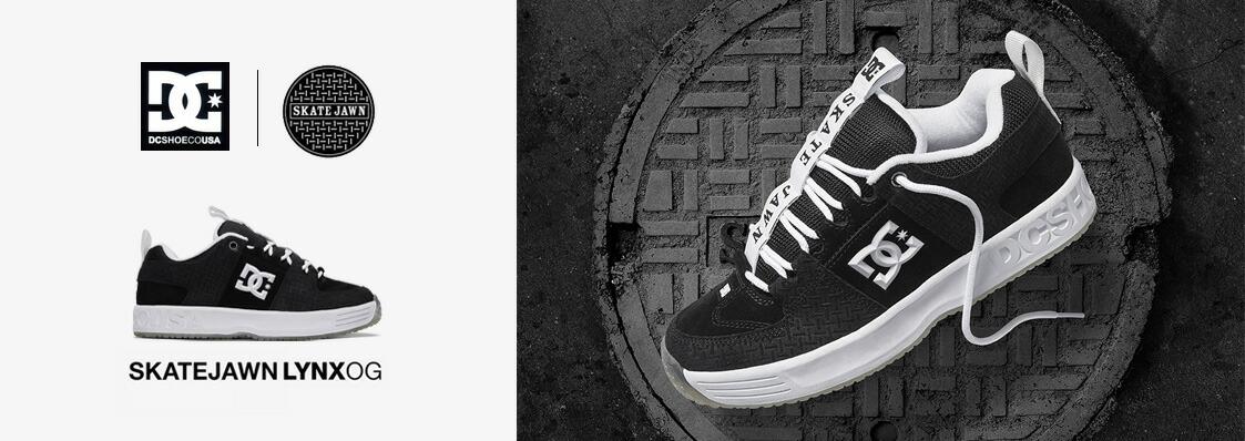 DC Shoe SKATE JAWN LYNX OG
