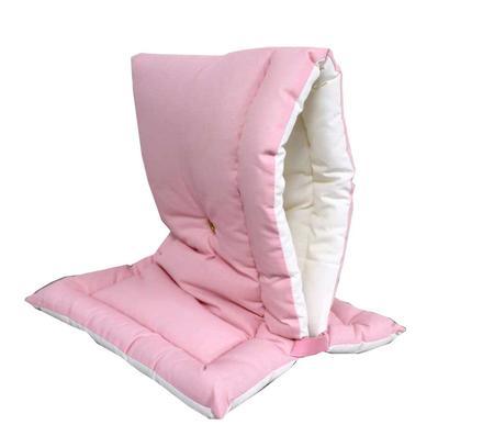 防災頭巾 ピンク