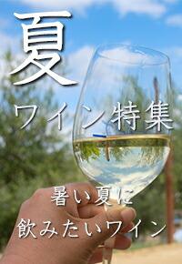 夏ワイン特集