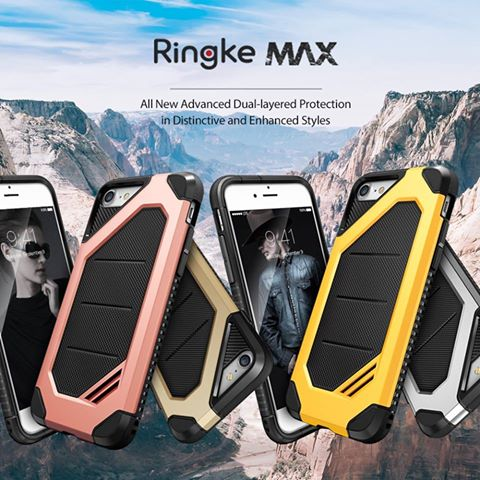 Rinke MAX for iPhone 7/7 Plus ケース/カバー