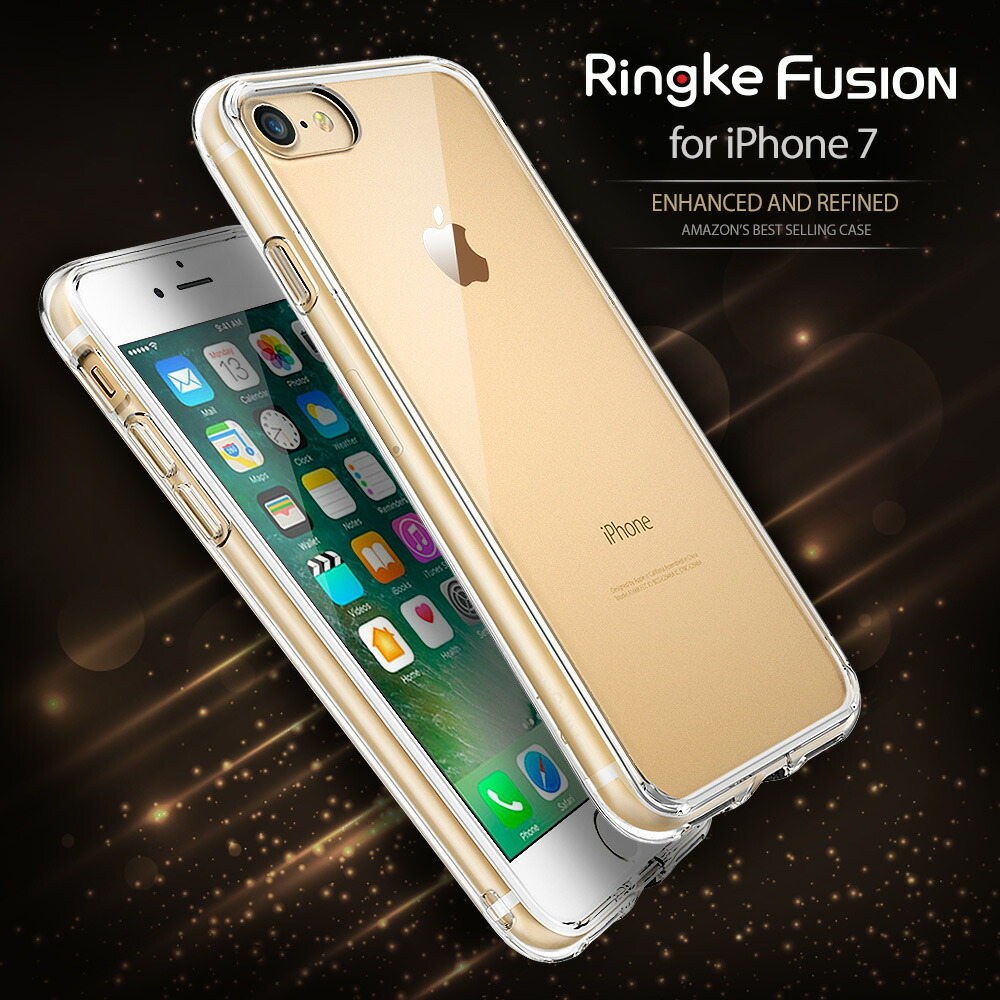 Rinke Fusion for iPhone 7/7 Plus ケース/カバー