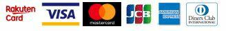 クレジットカードロゴ