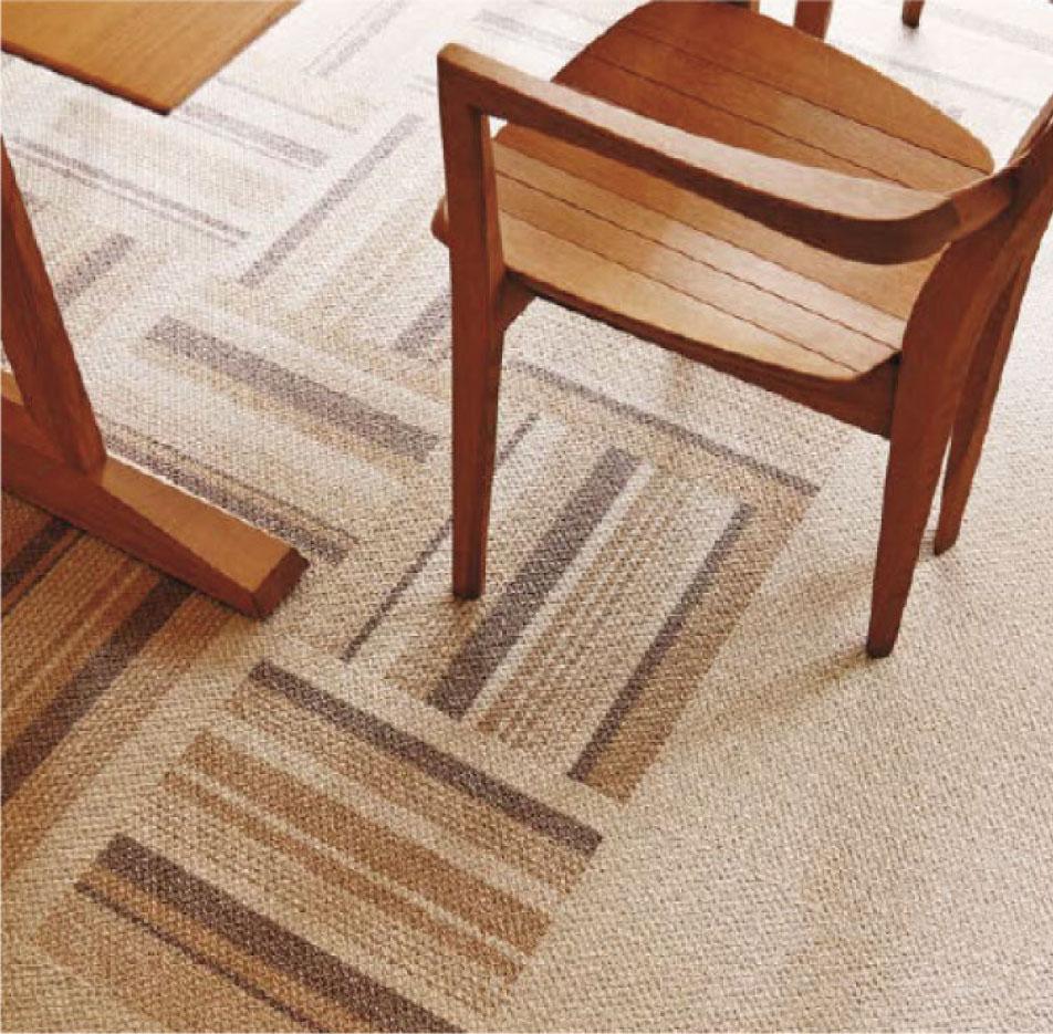 東リタイルカーペットの特徴、床を傷から守る