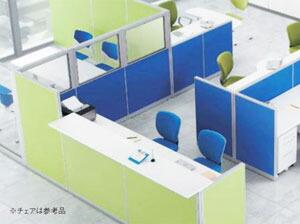 FLPX-S1312Wを使用したオフィス風景