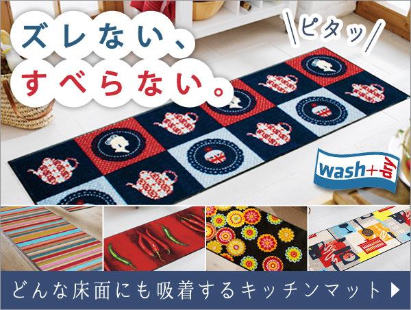 wash+dry特集