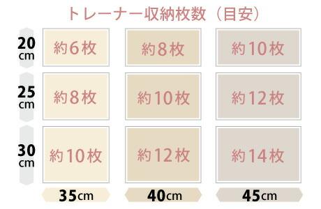 奥行き55センチサイズ1