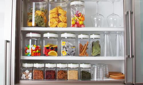 使用例食器棚