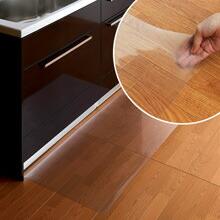 キッチンマット クリア 250 60×250cm キッチン保護マット 透明マット