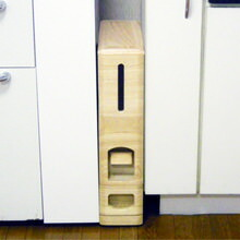 米びつ 桐製 ライスボックス 6kg 無洗米対応