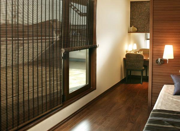 ロールスクリーン すだれ 竹製 スクエア 88×135cm