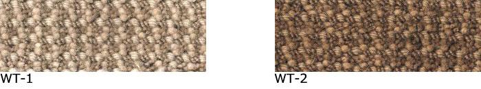 カーペットのカラー品番