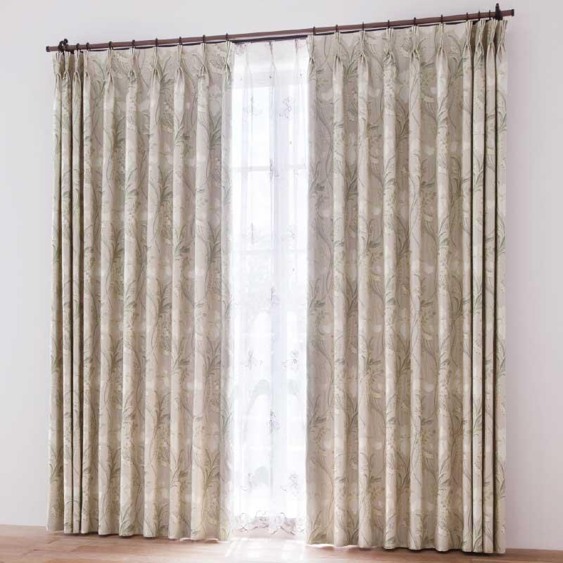 カーテン縫製のイメージ