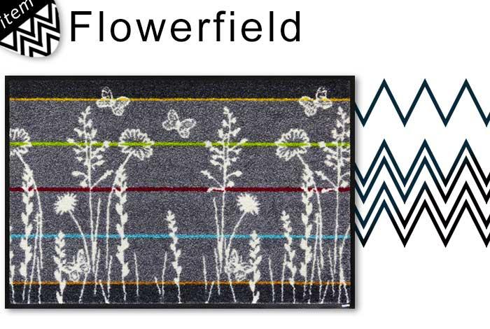 ウォッシュドライ washdry クリーンテックス Flowerfield