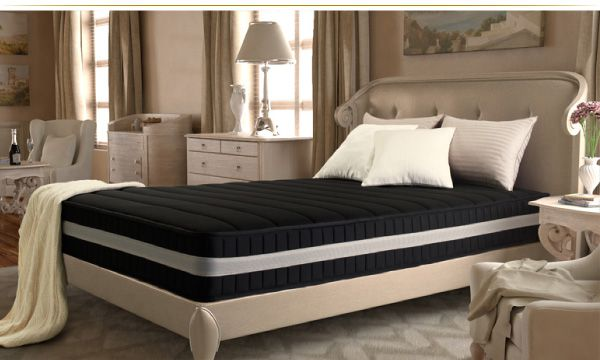 本気で寝心地と品質にこだわったホテルスタイルのボンネルコイルマットレス