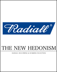 RADIALL 2019 SPRING & SUMMER COLLECTION