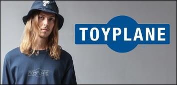 洋服を知り尽くしたデザイナーがリアルUSAカルチャーを体現 TOYPLANE(トイプレーン)