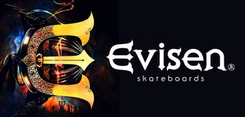 Evisen Skateboards (エヴィセン スケートボード)