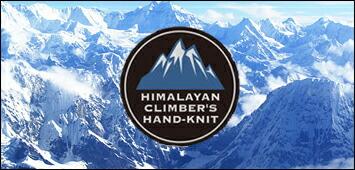 HIMALAYAN CLIMBER'S HAND-KNIT