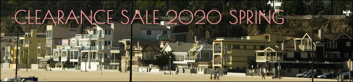 CLEARANCE SALE 2020 SPRING