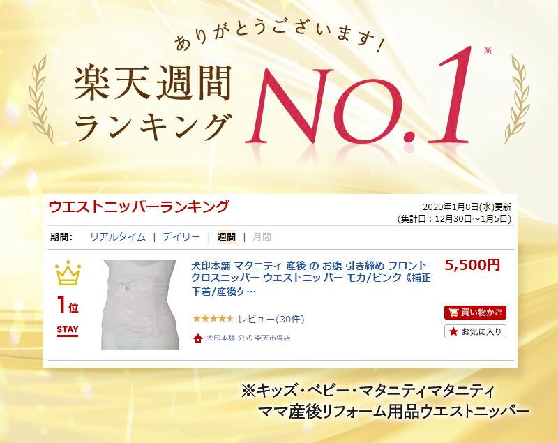 産後リフォーム用品 ランキング No.1 2020年1月8日 更新(週間)