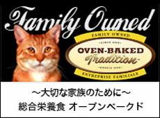 オーブンベークド猫