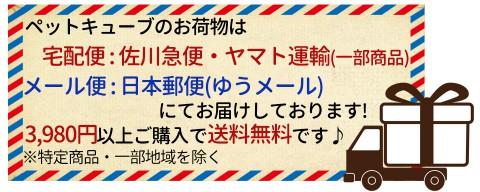 配送info