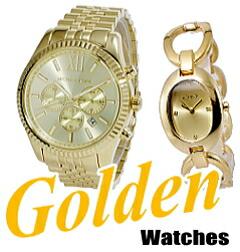 金 ゴールド 腕時計