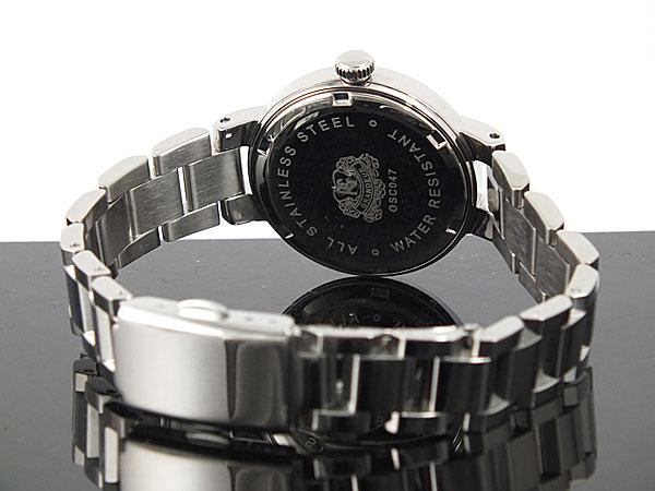 06c1b61f140a 4/30 23:59) Calla グランドール 大きいサイズ GRANDEUR 腕時計 OSC047W1 ...