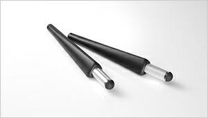 専用ペンを使った2点マルチタッチに対応