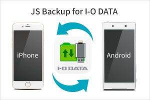 JS Backup for I-O DATA