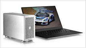 ハイパフォーマンスなIntel 750 シリーズ PCIe Gen3 x4 SSD採用