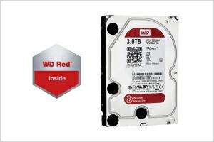 NAS用ハードディスク「WD Red」
