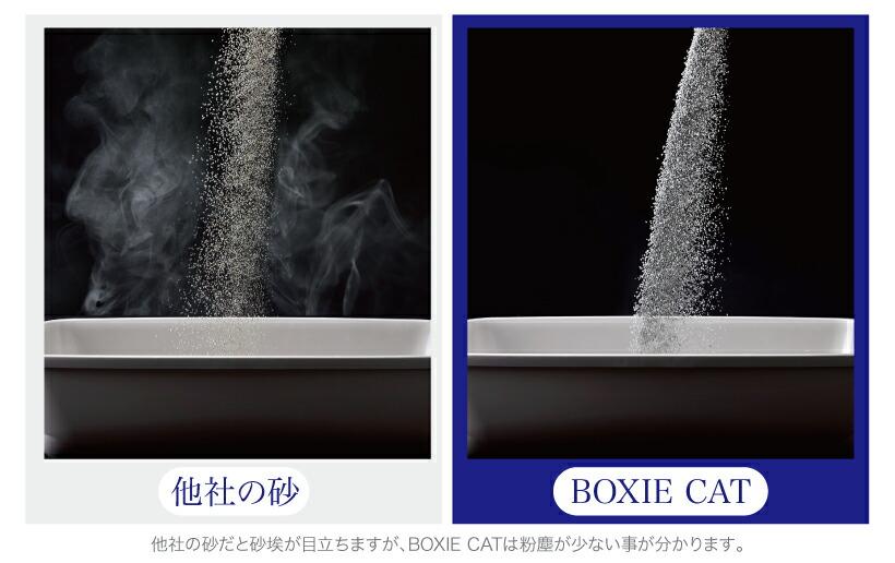 BOXIE CAT ブルー