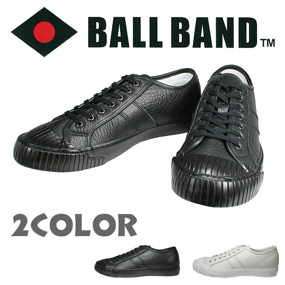 ball band レザーローカット